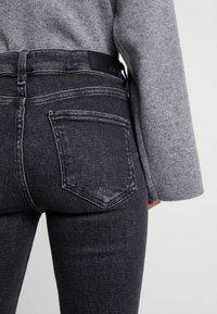River Island Petite - Jeans Skinny Fit - grey - 3