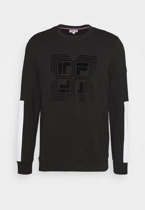 FILIPE - Sweatshirt - black