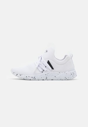RAVEN UNISEX - Trainers - white/black