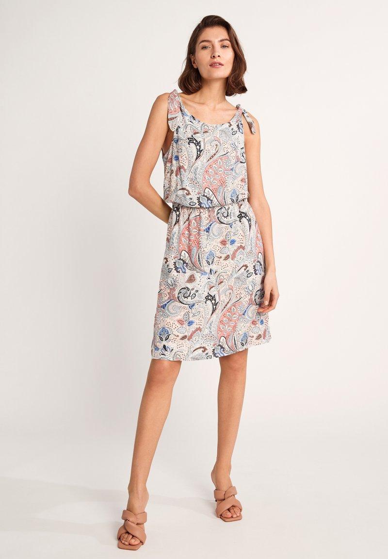 comma - Day dress - make up paisley