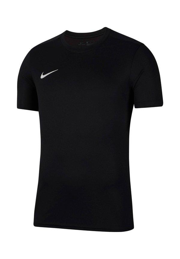 Nike Performance DRI-FIT PARK - T-shirt basic - schwarz/czarny Odzież Męska PLNY