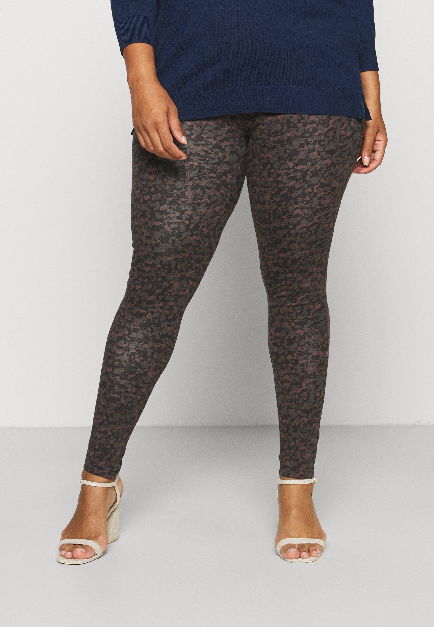 Damen HIGH WAISTED - Leggings - Hosen