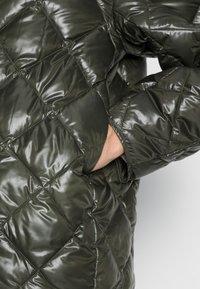 ARKET - Lehká bunda - khaki green - 4