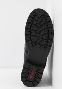 Rieker - Winter boots - schwarz/graphit - 6