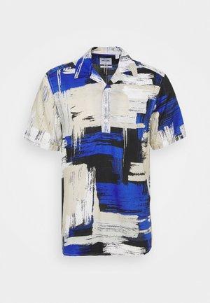 ONSSONNY LIFE HALF PLACKET - Shirt - dark blue