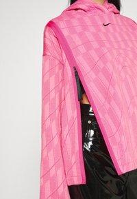 Nike Sportswear - HOODIE - Sweatshirt - hyper pink/lotus pink/black - 4