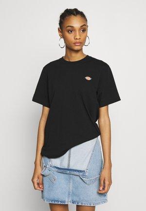 STOCKDALE - T-shirts - black