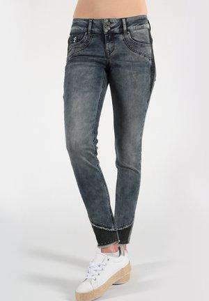 SERENA SKINNY - Jeans Skinny Fit - dunkelblau