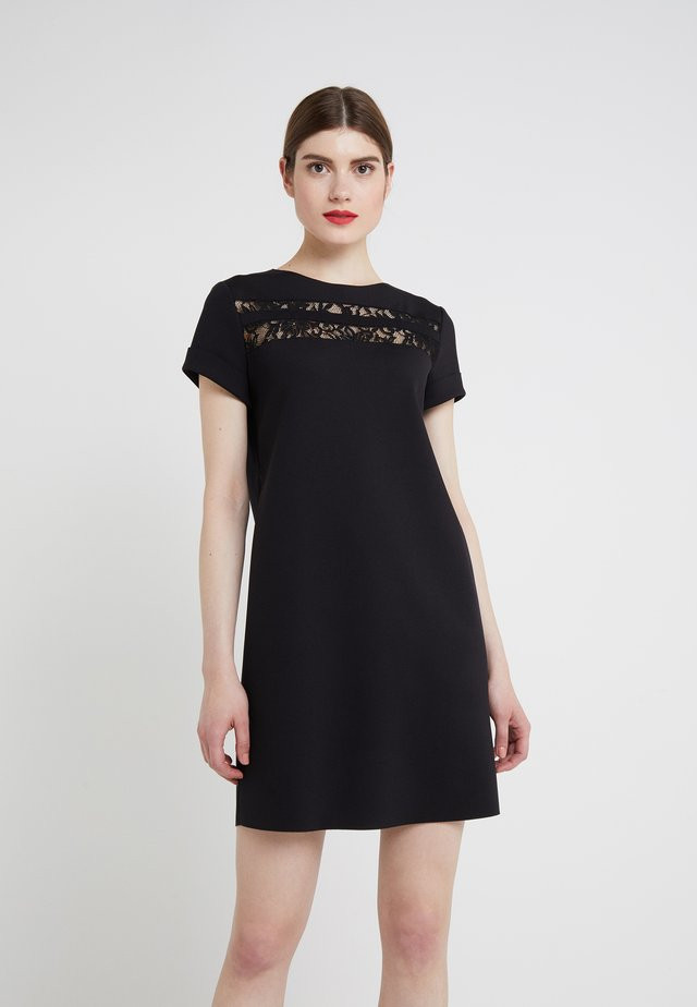 DYMI - Shift dress - black