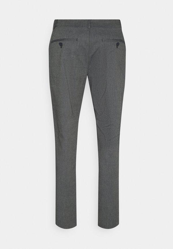 Antony Morato TROUSERS BRYAN - Spodnie materiałowe - ink blu/niebieski Odzież Męska DOEU