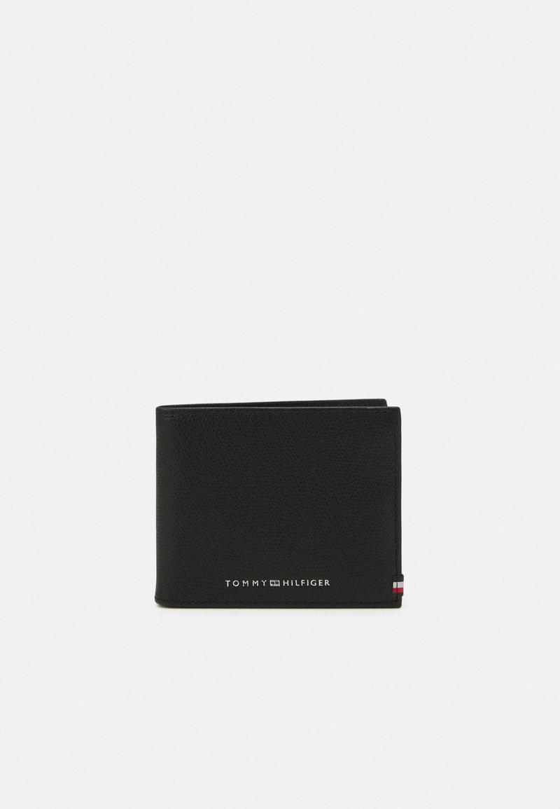 Tommy Hilfiger - BUSINESS MINI WALLET - Peněženka - black