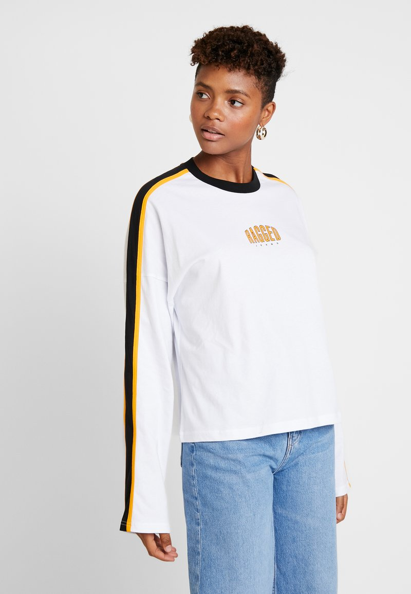 Ragged Jeans - BRAG TEE - Longsleeve - white/multi