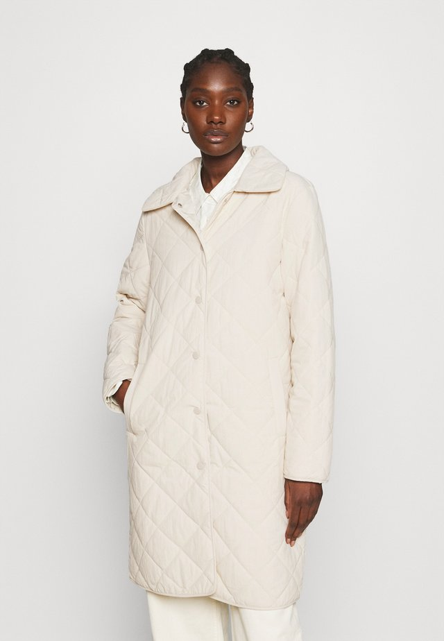 DANAE COAT - Winter coat - crystal grey