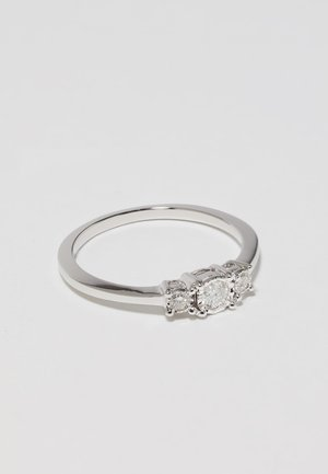 WHITE GOLD - Ring - silver-coloured