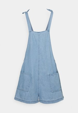 TIE STRAP EASY ROMPER - Jumpsuit - chambray blue