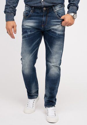 IR-503 - Straight leg jeans - blau
