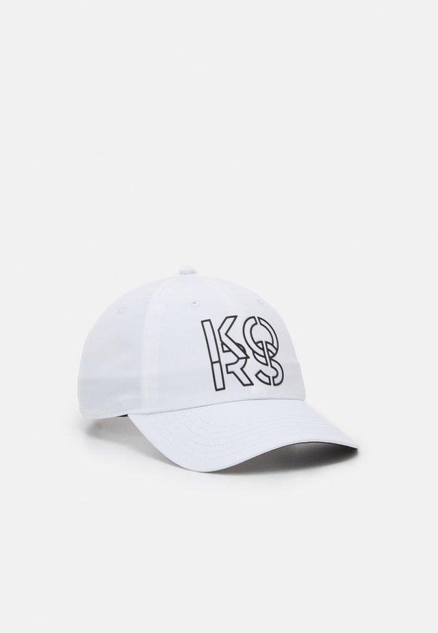 STACKED HAT UNISEX - Kšiltovka - white