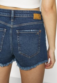 Mavi - ROSIE - Denim shorts - dark blue - 5
