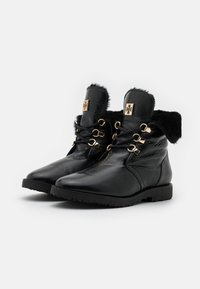 Högl - Lace-up ankle boots - schwarz - 2