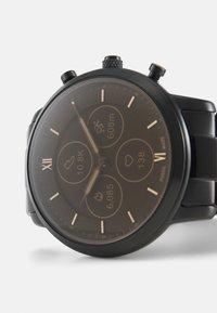 Fossil Smartwatches - NEUTRA HYBRID SMARTWATCH - Orologio - black - 4