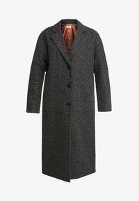 Neuw - HARLEM COAT - Classic coat - black/grey - 3