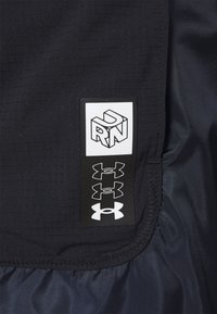 Under Armour - RUN ANYWHERE ANORAK - Sports jacket - black - 2