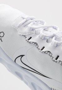 Nike Sportswear - REACT 55 - Sneakers - white/black - 5