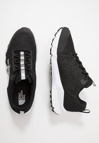 The North Face - SPREVA SPACE - Trainers - black/white - 1