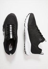 The North Face - SPREVA SPACE - Sneakers - black/white - 1