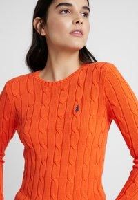 Polo Ralph Lauren - CLASSIC - Svetr - tie orange - 5