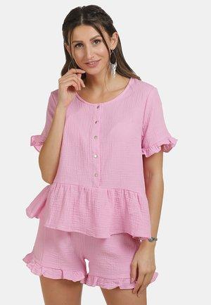 Bluzka - rosa