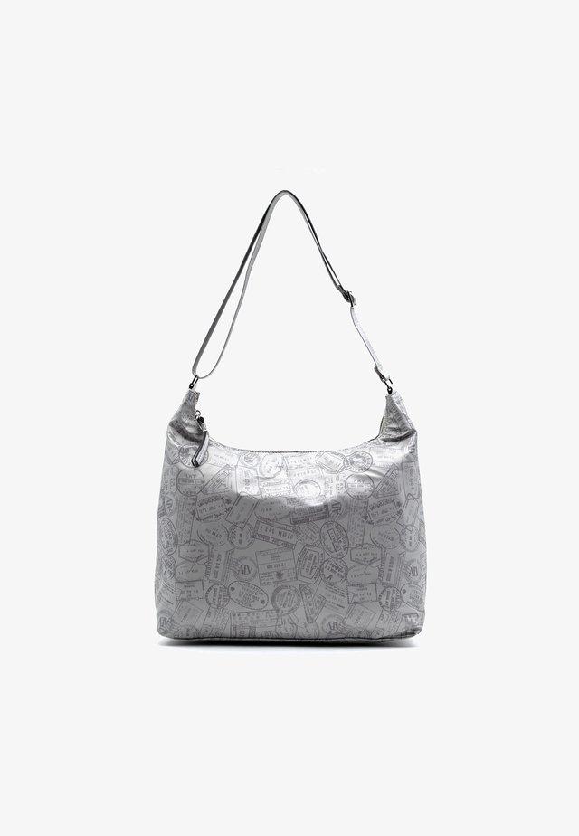 Shopping bag - argento