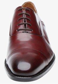 SHOEPASSION - NO. 5228 - Smart lace-ups - bordeaux - 4