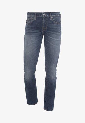 NEW GENO - Straight leg jeans - blue stone