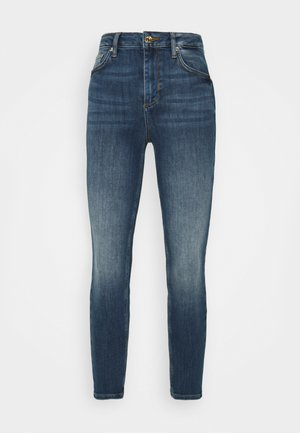 SKTRUE SUPER - Jeans Skinny Fit - blue justify