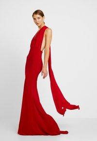 Club L London - Společenské šaty - red - 2