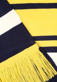 Fenty PUMA by Rihanna - LONG VARSITY SCARF - Sjaal - evening blue/lemon/vanilla ice - 2