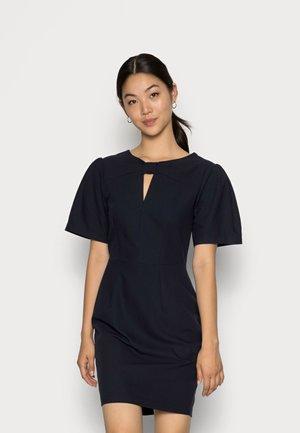 CLOSET KNOT DETAIL DRESS - Jurk - navy