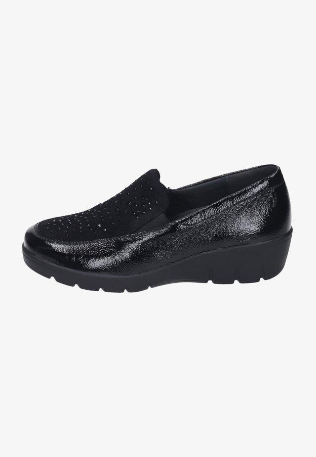 DAMEN - Slip-ons - black