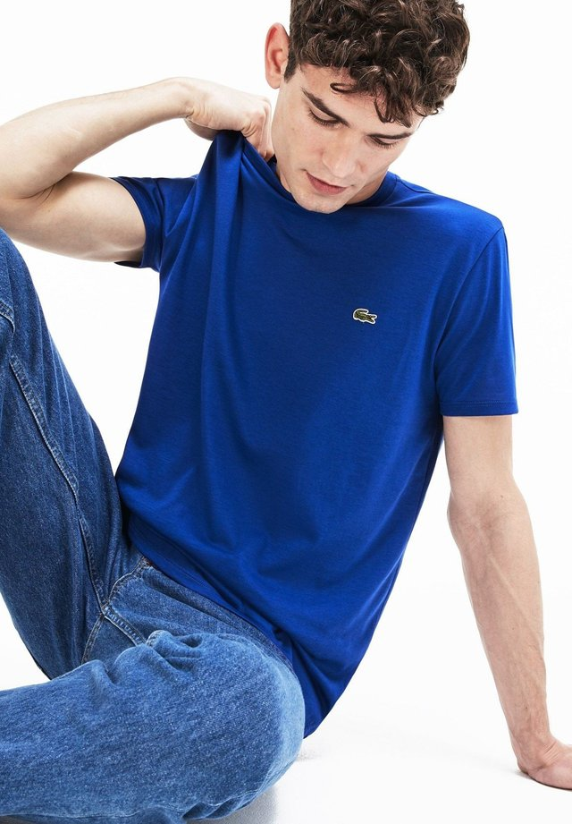 TH6709 - T-shirt basique - blue