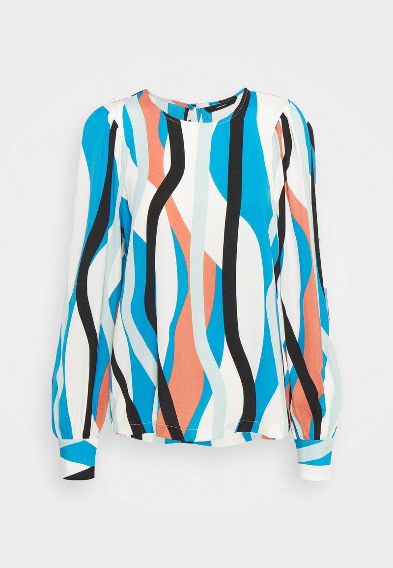 Vero Moda Tall - TOP - Blouse - mykonos blue