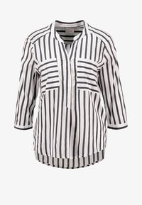 Vero Moda - ERIKA - Blouse - snow white/black - 6