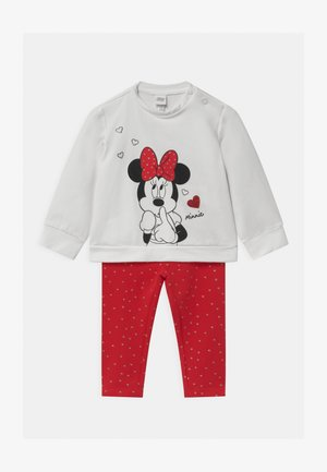 MINNIE SET - Sweatshirt - bright white