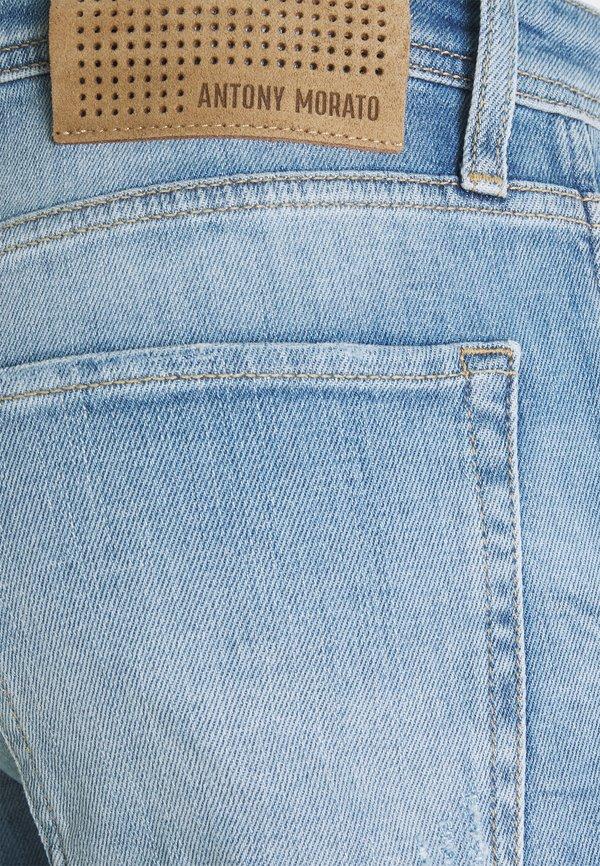 Antony Morato OZZY - Jeansy Slim Fit - blu denim/niebieski Odzież Męska ZQSV