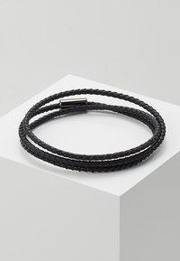 HUGO - ELEMENT - Armband - black - 2