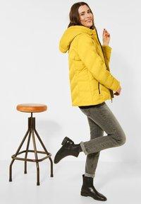 Cecil - Winter jacket - gelb - 2