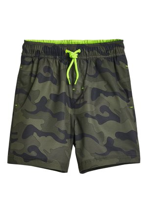 CAMO - Swimming shorts - green