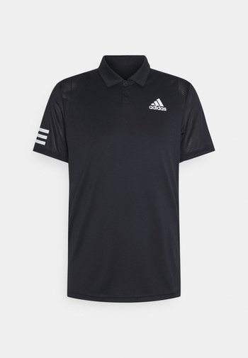 CLUB - Funkční triko - black/white