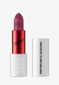 UOMA - BADASS ICON CONCERNTRATED MATTE LIPSTICK - Lipstick - funmilayo - 0