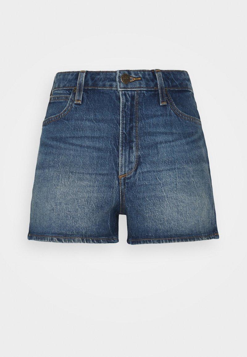 Lee - CAROL  - Jeansshorts - vintage lewes